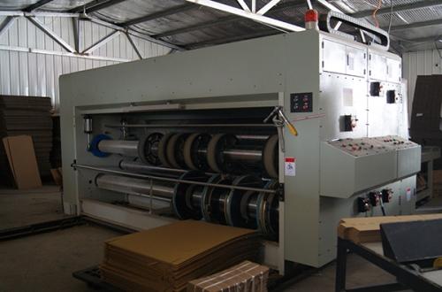 包装箱生产设备