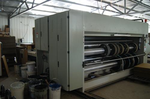 纸箱生产机器