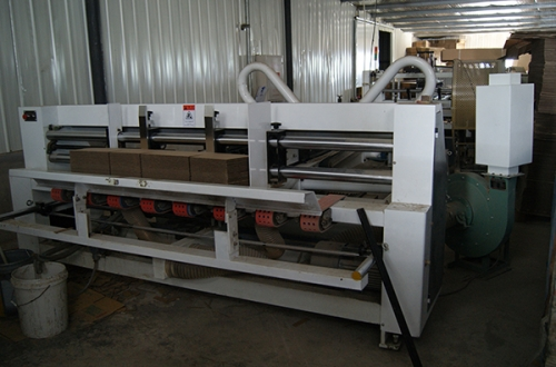 纸箱生产设备